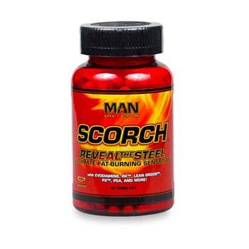 man scorch